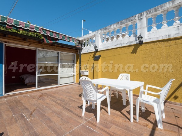 Malabia et Soler: Furnished apartment in Palermo