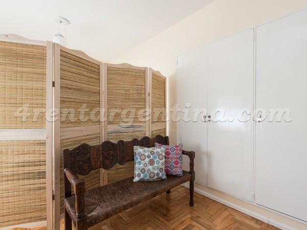 Chacabuco and Estados Unidos I, apartment fully equipped