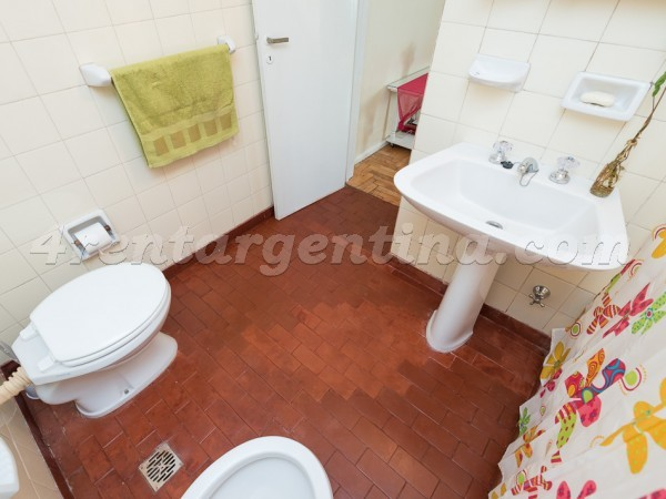 Chacabuco and Estados Unidos I: Apartment for rent in Buenos Aires