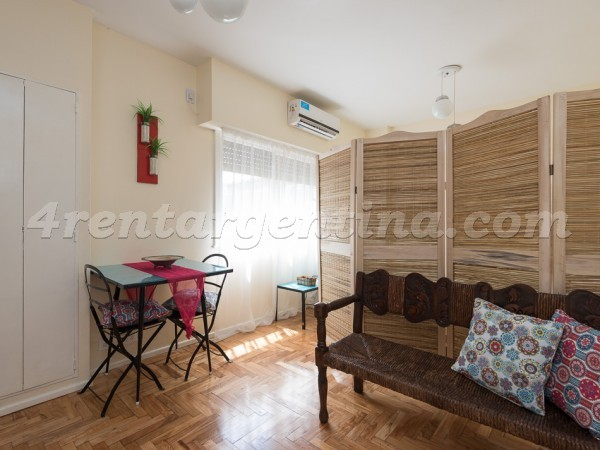 Chacabuco and Estados Unidos I: Apartment for rent in San Telmo