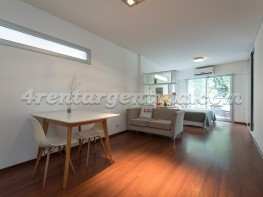 Apartment L.M. Campos and Arevalo - 4rentargentina