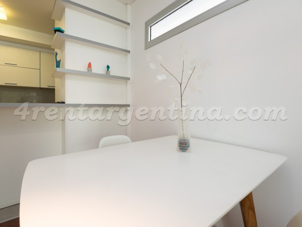 Apartment L.M. Campos and Arevalo - 4rentargentina