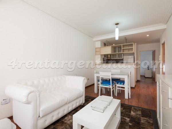 Apartment L.M. Campos and Ortega and Gasset I - 4rentargentina