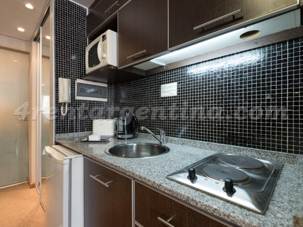 Libertad et Juncal, apartment fully equipped