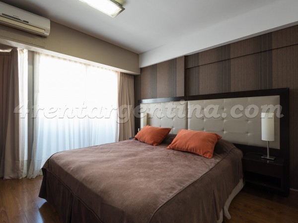 Libertad and Juncal: Apartment for rent in Recoleta