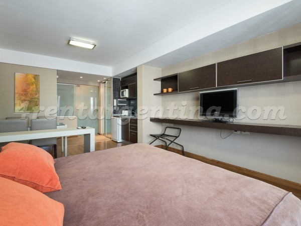 Libertad and Juncal: Apartment for rent in Buenos Aires