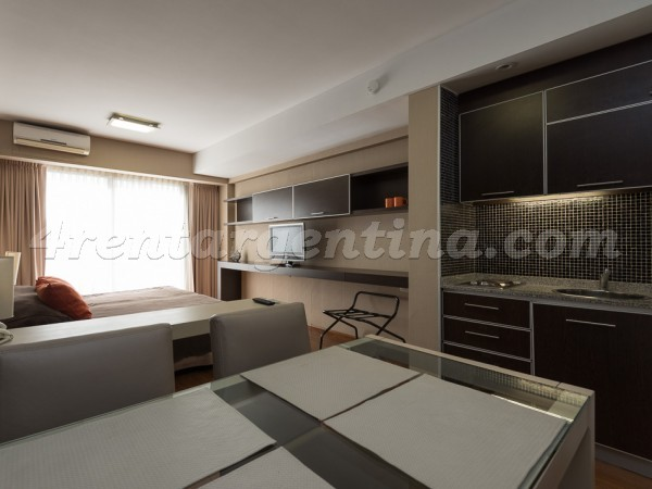 Libertad et Juncal II, apartment fully equipped
