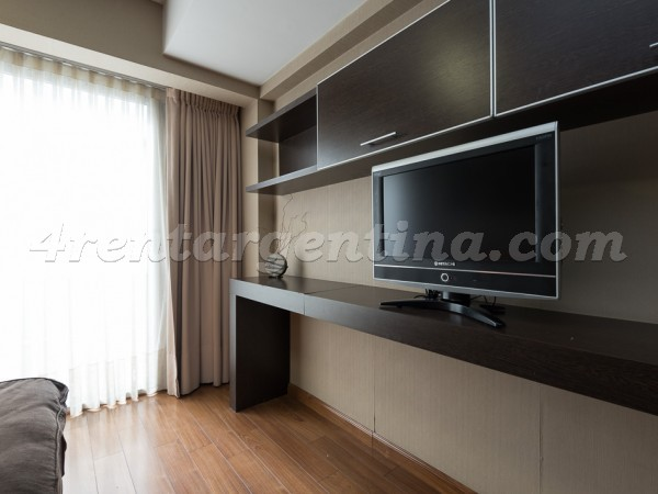 Libertad and Juncal II: Apartment for rent in Recoleta