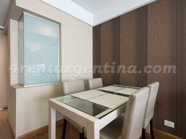 Libertad et Juncal III: Apartment for rent in Buenos Aires