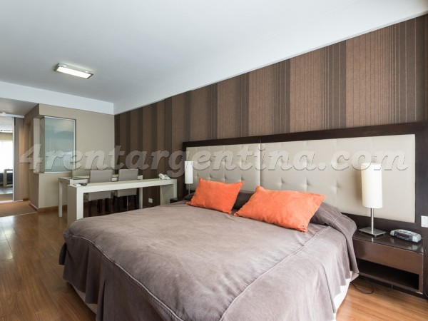 Libertad et Juncal III: Apartment for rent in Recoleta