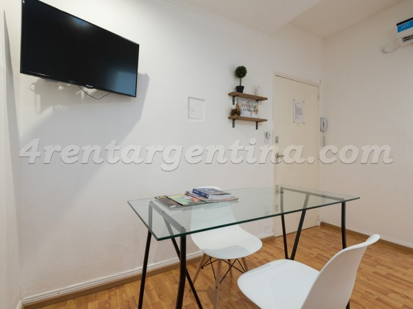 Ugarteche and Cervi�o IV: Apartment for rent in Buenos Aires