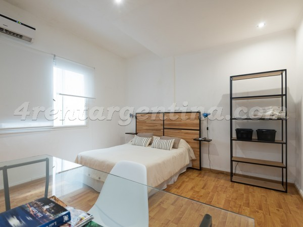 Ugarteche et Cervi�o IV: Apartment for rent in Buenos Aires