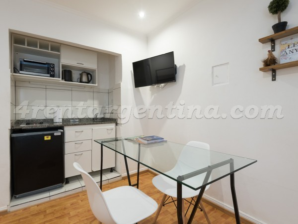 Ugarteche et Cervi�o IV: Apartment for rent in Palermo