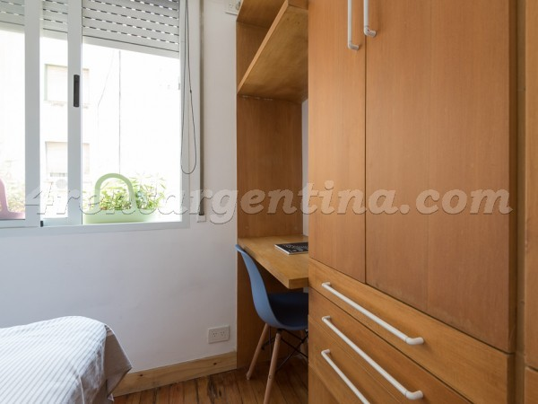 Viamonte and Carlos Pellegrini: Apartment for rent in Downtown