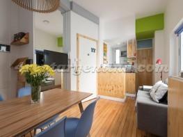 Apartment Viamonte and Carlos Pellegrini - 4rentargentina