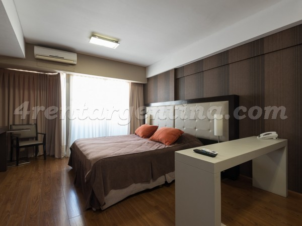 Libertad and Juncal IV, apartment fully equipped