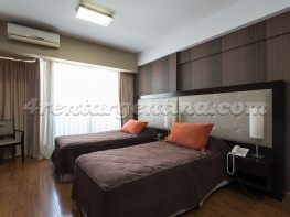 Apartment Libertad and Juncal V - 4rentargentina