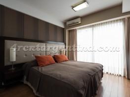 Apartment Libertad and Juncal IX - 4rentargentina