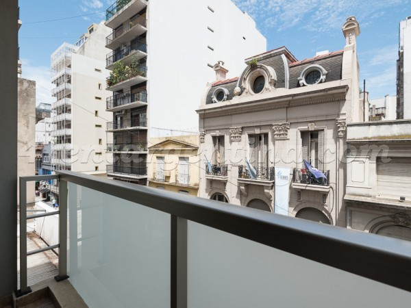 Apartment Libertad and Juncal XI - 4rentargentina