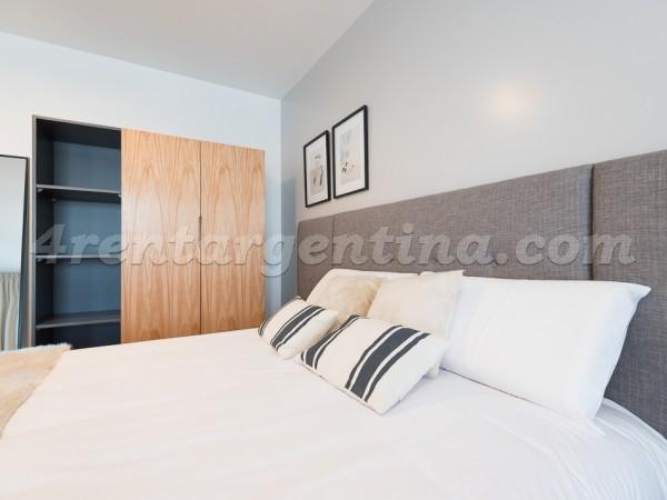 Apartment Azcuenaga and Rivadavia - 4rentargentina