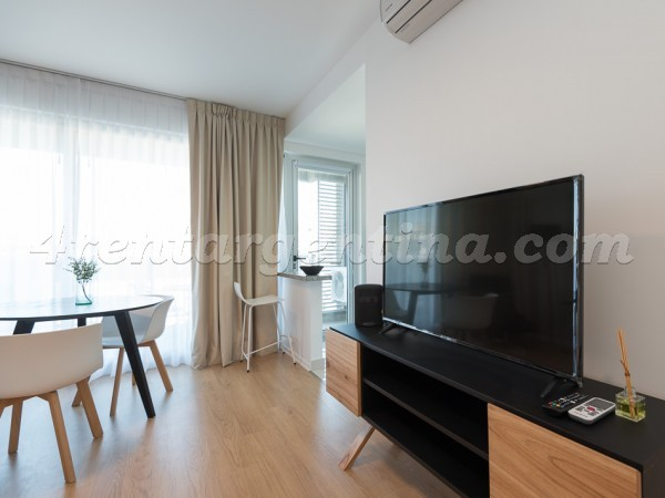 Apartment Azcuenaga and Rivadavia II - 4rentargentina