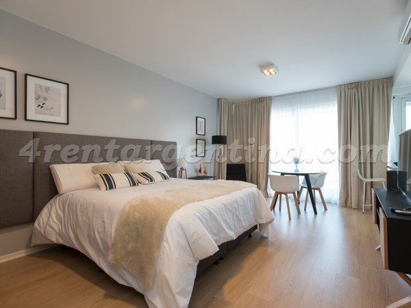 Azcuenaga and Rivadavia II: Apartment for rent in Buenos Aires