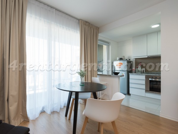 Azcuenaga and Rivadavia II, apartment fully equipped
