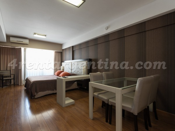 Apartment Libertad and Juncal XVI - 4rentargentina