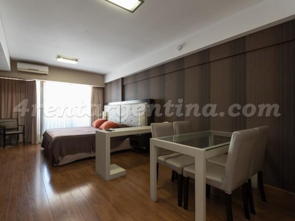 Apartment Libertad and Juncal XVII - 4rentargentina