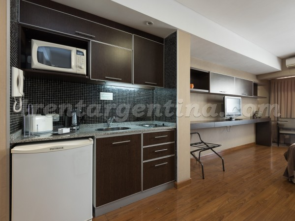 Apartment Libertad and Juncal XVII - 4rentargentina
