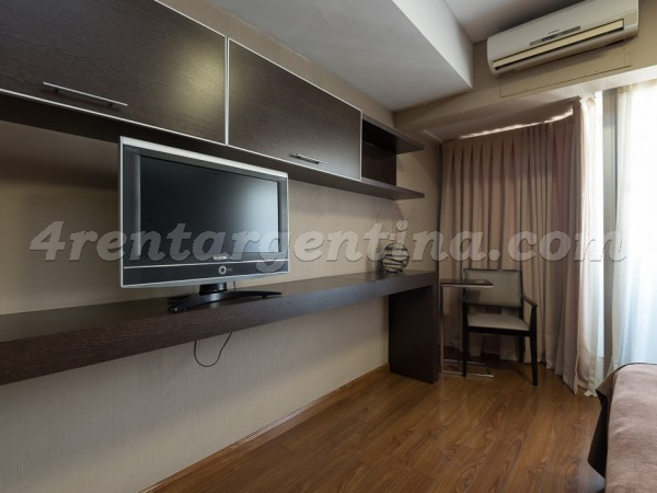 Apartment Libertad and Juncal XXI - 4rentargentina