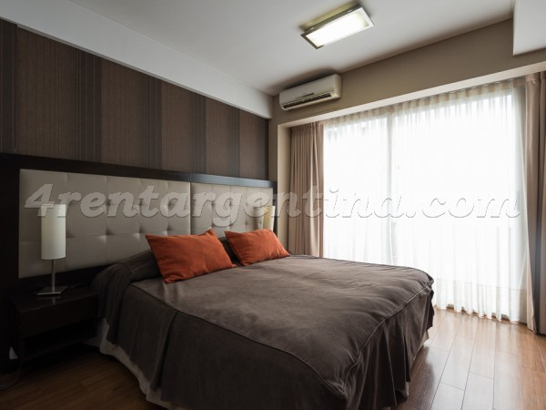 Libertad et Juncal XXII: Furnished apartment in Recoleta