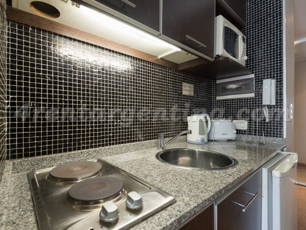 Libertad and Juncal XXVII: Apartment for rent in Buenos Aires