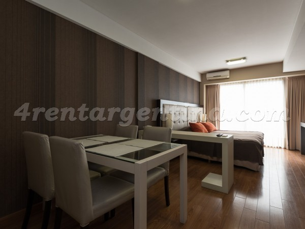 Libertad et Juncal XXIX: Furnished apartment in Recoleta