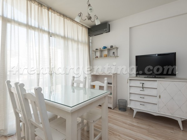 Apartment Dorrego and L.M. Campos II - 4rentargentina