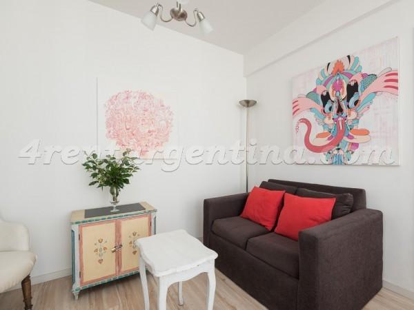 Apartment Dorrego and L.M. Campos II - 4rentargentina