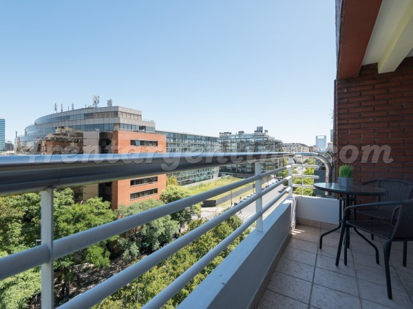 Manso and Ezcurra VII: Apartment for rent in Buenos Aires