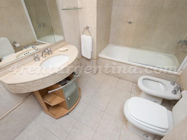 Apartment Manso and Ezcurra VII - 4rentargentina