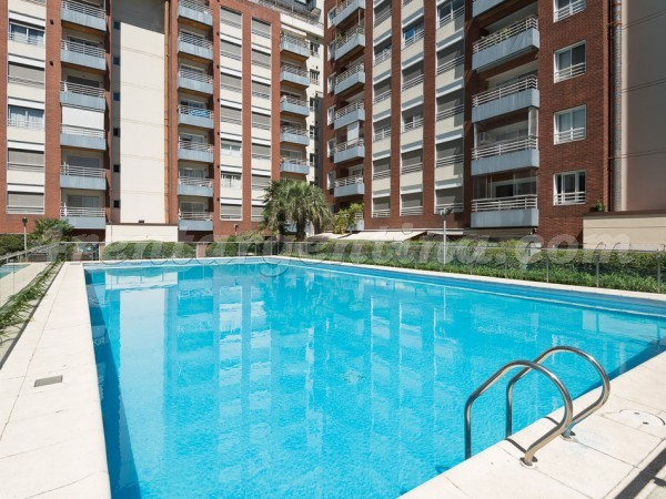 Manso and Ezcurra VII: Apartment for rent in Puerto Madero
