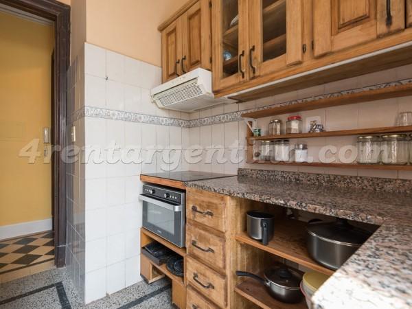 Tacuari and Mexico: Furnished apartment in San Telmo