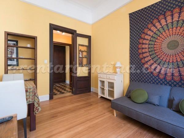 Flat Rental in San Telmo