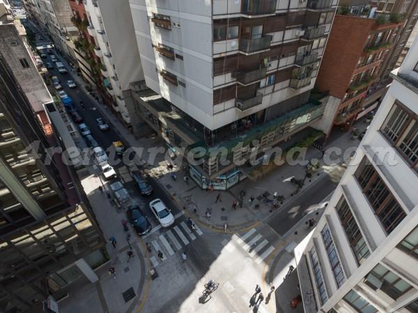 Apartamento Amoblado en Esmeralda y Viamonte III, Downtown