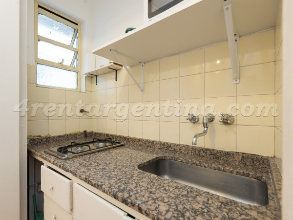 Apartment Federico Lacroze and L.M. Campos - 4rentargentina