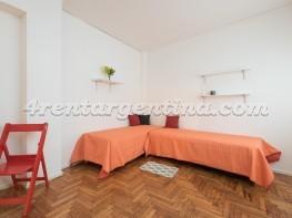 Apartamento Federico Lacroze e L.M. Campos - 4rentargentina