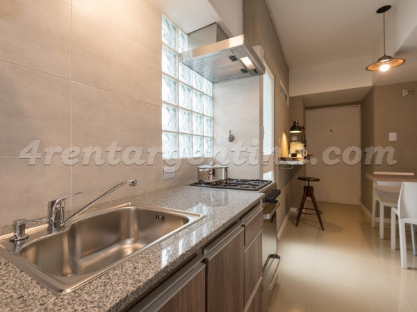 Aguilar and Cabildo I, apartment fully equipped
