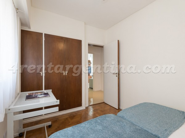 Apartment Aguilar and Cabildo I - 4rentargentina