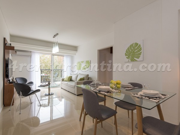 Aguilar and Cabildo I: Apartment for rent in Buenos Aires