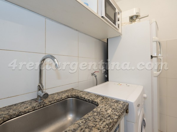 Blanco Encalada and Vidal: Apartment for rent in Buenos Aires