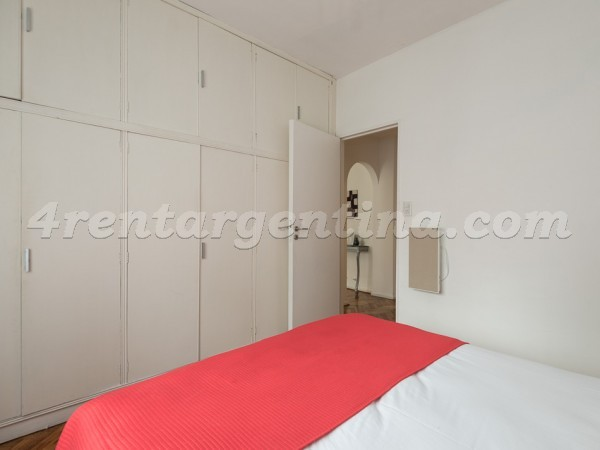Blanco Encalada and Vidal: Apartment for rent in Belgrano