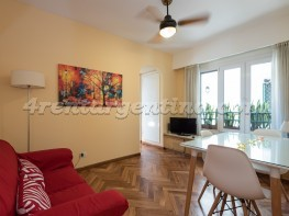 Apartment Borges and Santa Fe II - 4rentargentina